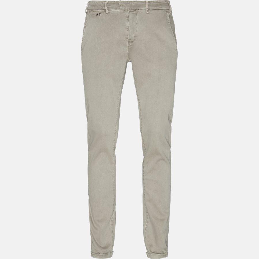 LUIS G125 - bukser - Bukser - Slim - SAND - 1
