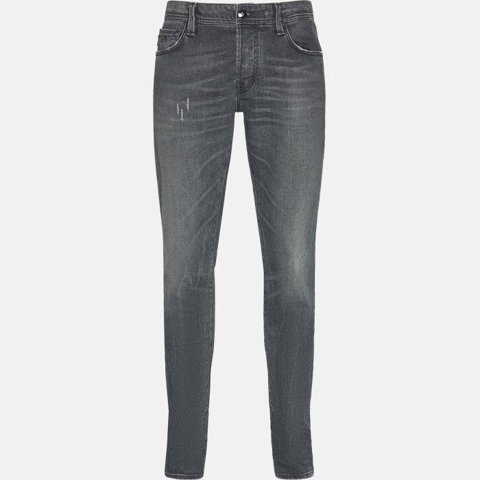 Jeans - Jeans - Slim - Grå