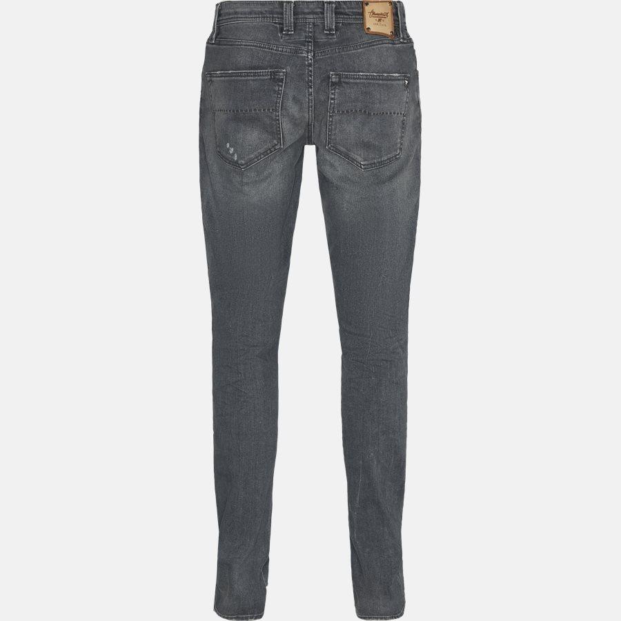 LEONARDO D313 - Jeans - Jeans - Slim - GREY - 2