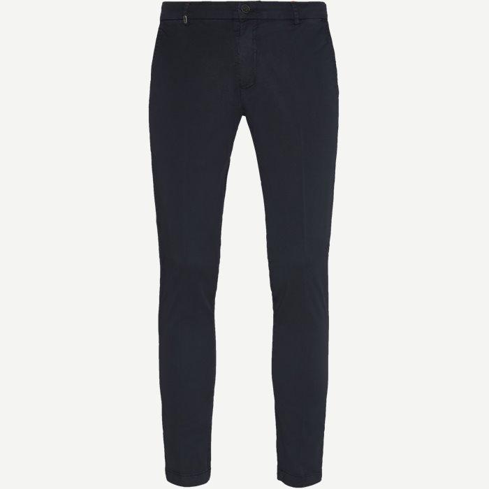 Chinos - Bukser - Slim - Blå