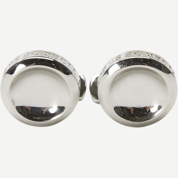 Staleford Manchetknapper - Accessories - Silver