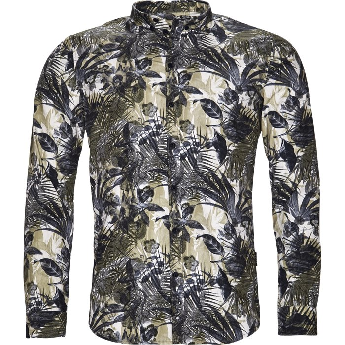 Brooks Tropic L/S - Skjorter - Regular - Sand