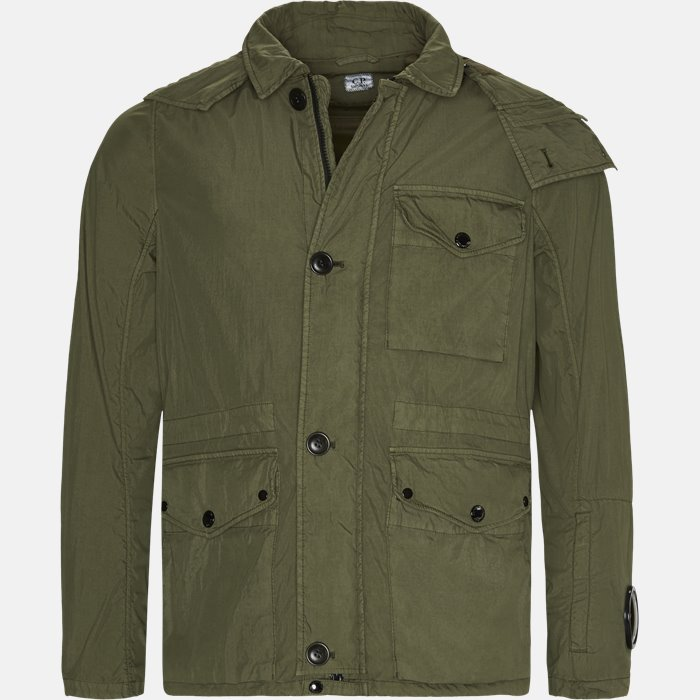 vindjakke - Jakker - Regular fit - Army