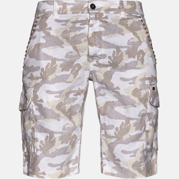 Shorts - Regular fit - Hvid