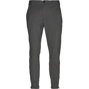Pisa Jersey Bukser Regular | Pisa Jersey Bukser | Grå