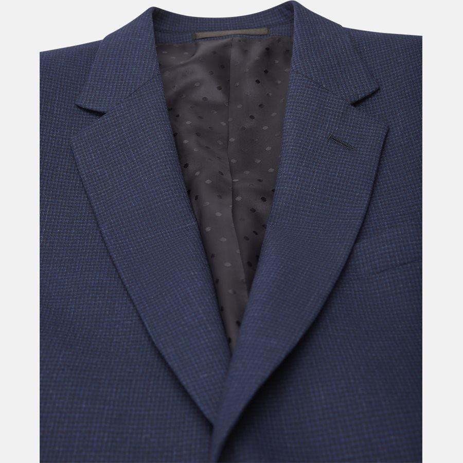 1457 A00009 - habit - Habitter - Slim - BLUE - 4