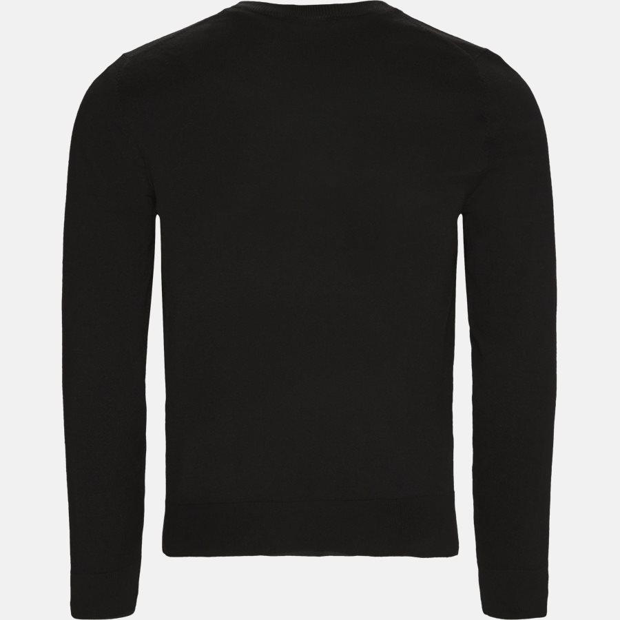 160S A20101 - strik - Strik - Regular fit - BLACK - 2