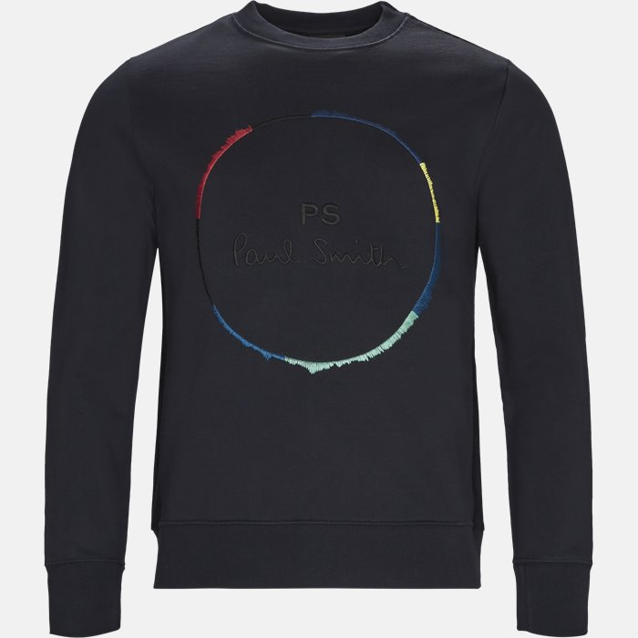 sweat - Sweatshirts - Regular fit - Blå