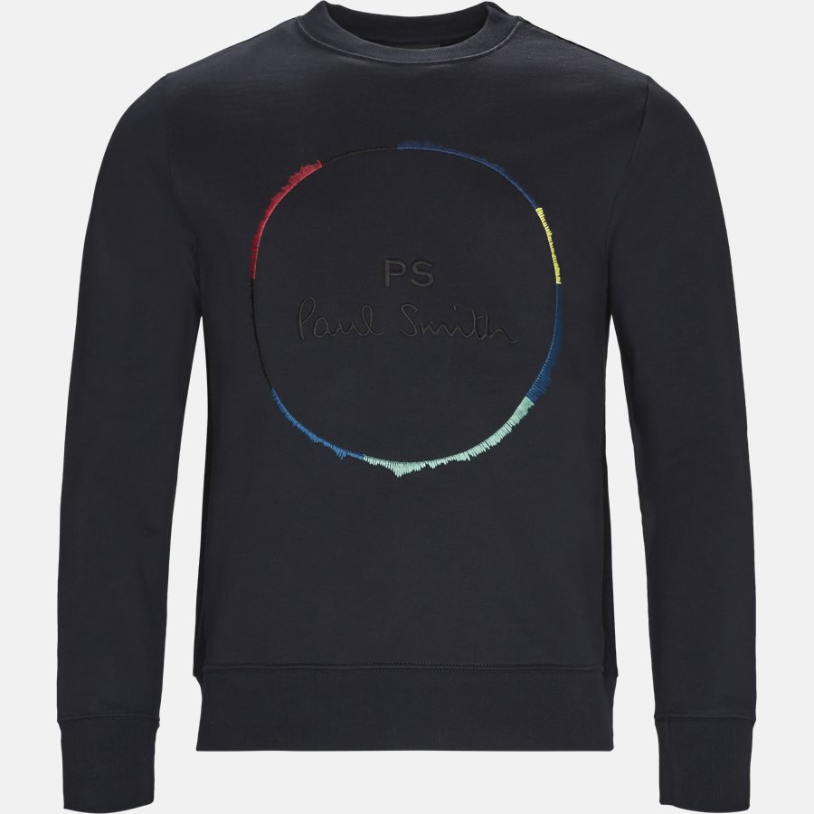 A20075 735 - sweat - Sweatshirts - Regular fit - NAVY - 1