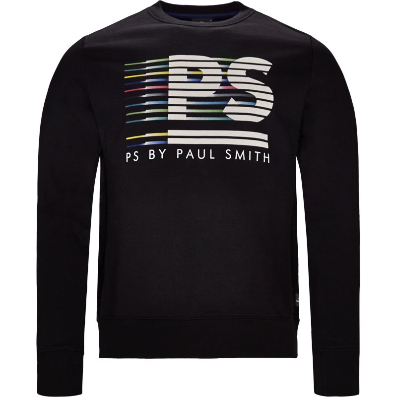 ps by paul smith Ps by paul smith sweat black fra axel.dk