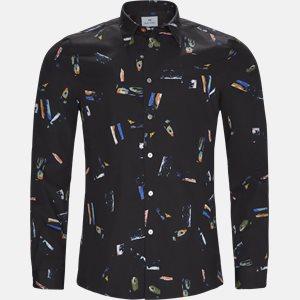 skjorte Tailor | skjorte | Sort