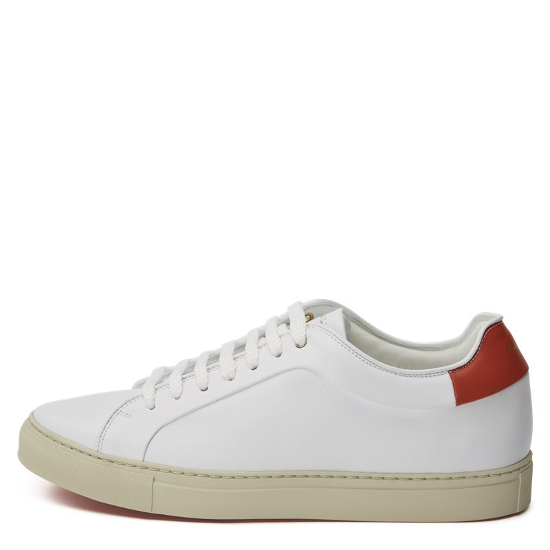 Billede af Paul Smith Shoes M1S BAS04 TRI Sko Whi/red