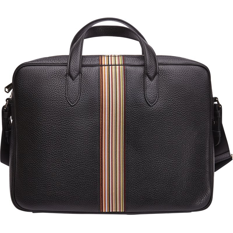 Paul smith accessories 5358 a40009 tasker black fra paul smith accessories fra axel.dk