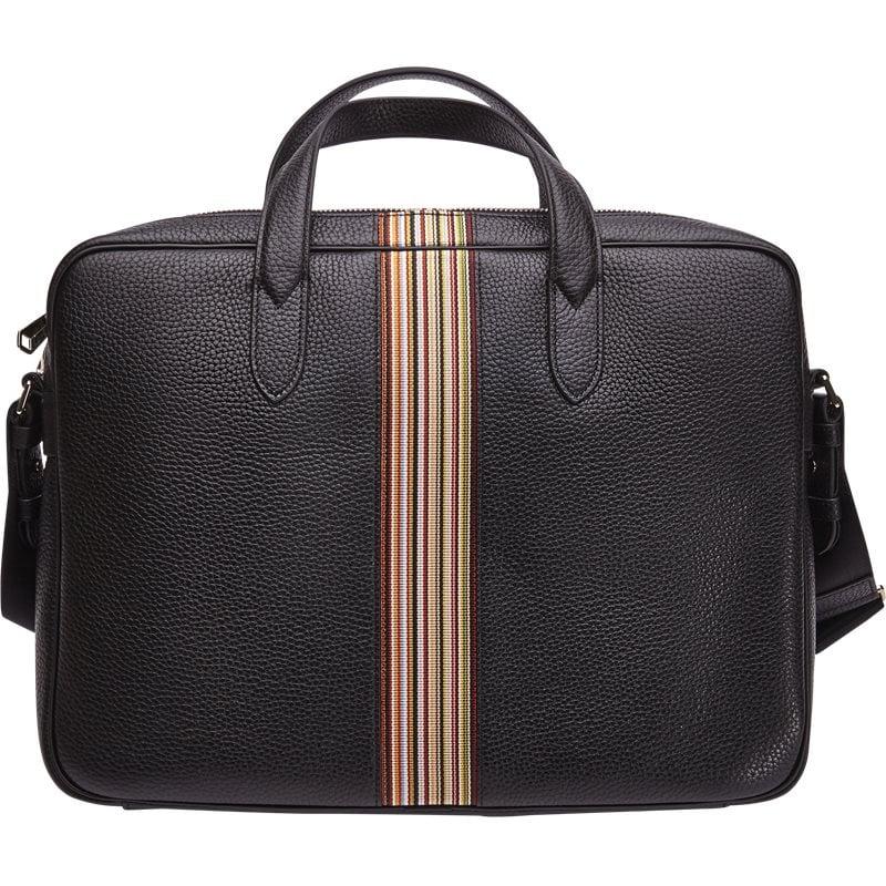 paul smith accessories – Paul smith accessories 5358 a40009 tasker black på Edgy.dk