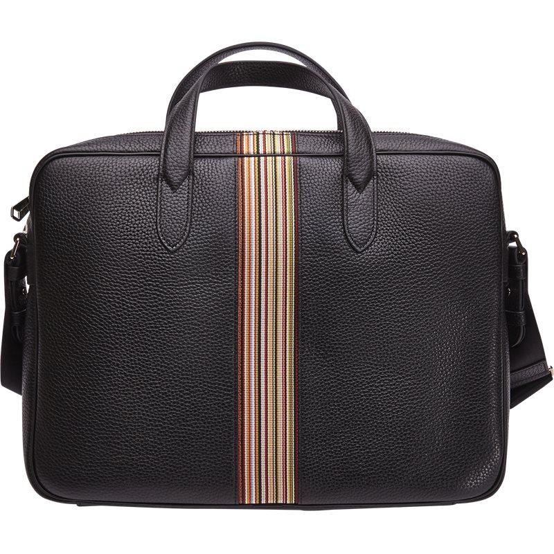 Paul smith accessories 5358 a40009 tasker black fra paul smith accessories fra axel.dk
