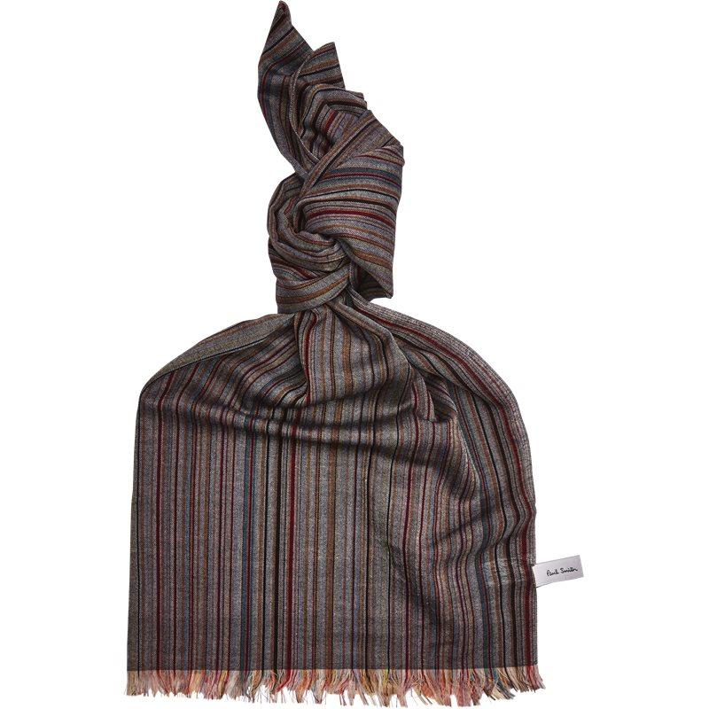 Paul smith accessories 324e as11 tørklæder multi fra paul smith accessories fra Edgy.dk