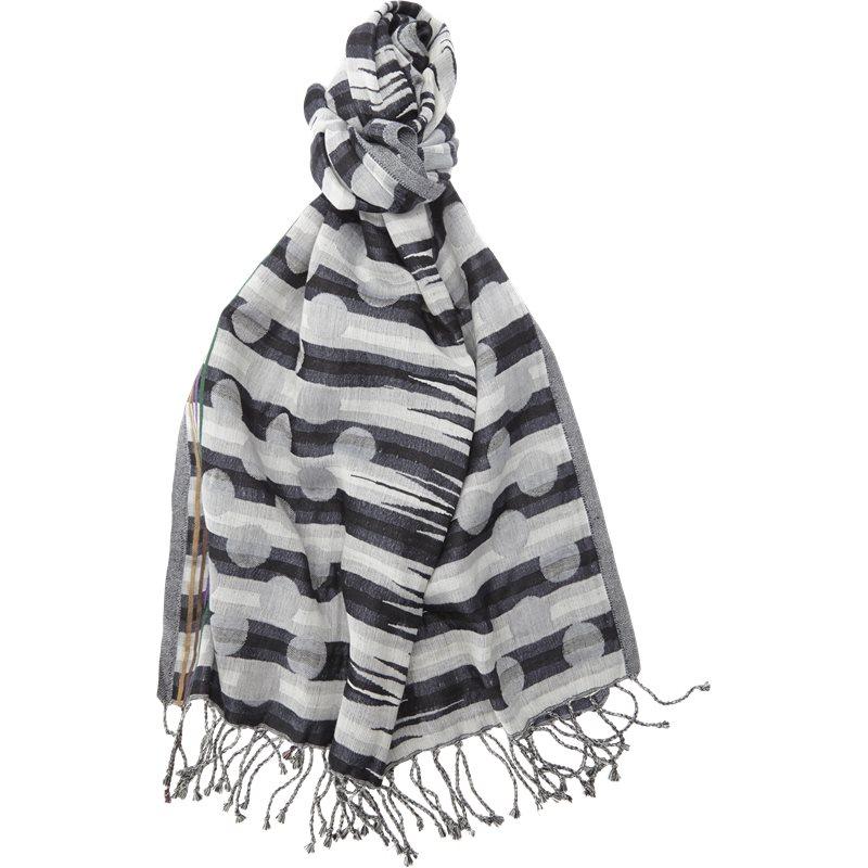 paul smith accessories – Paul smith accessories m2a 301e as29 tørklæder black på Edgy.dk