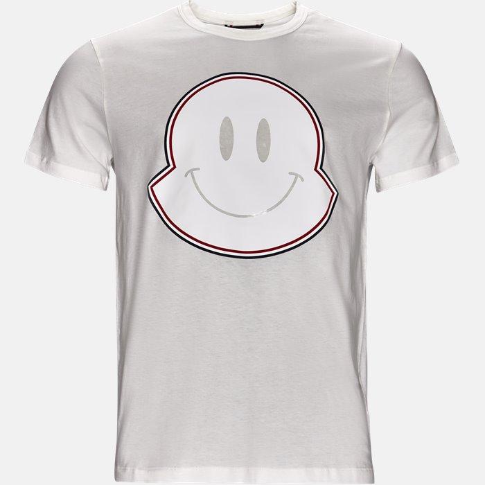 T-shirts - Regular fit - White
