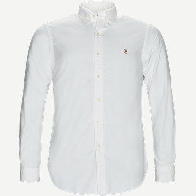 Button-down Oxford Skjorte Button-down Oxford Skjorte | Hvid
