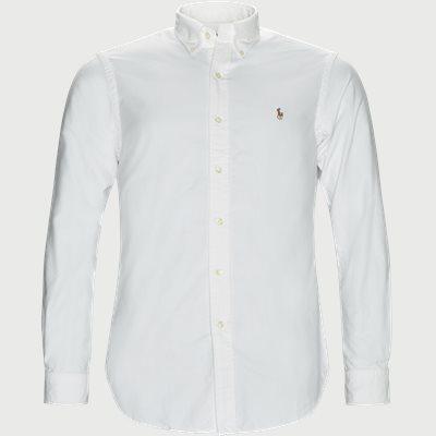 Button-down Oxford Skjorte Button-down Oxford Skjorte | Hvid