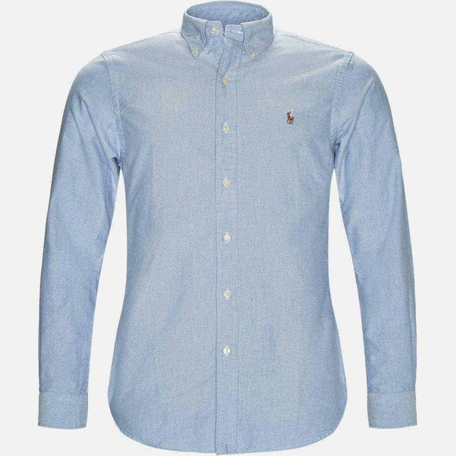 710549084/710548535 - Button-down Oxford Skjorte - Skjorter - LYSBLÅ - 1