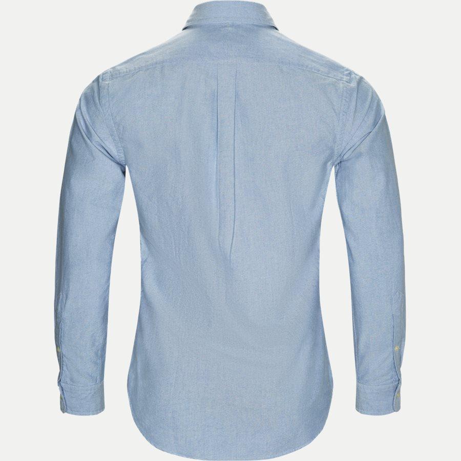 b7db308bfe5 710549084/710548535 - Button-down Oxford Skjorte - Skjorter - LYSBLÅ - 2