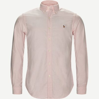 Button-down Oxford Skjorte Button-down Oxford Skjorte | Pink