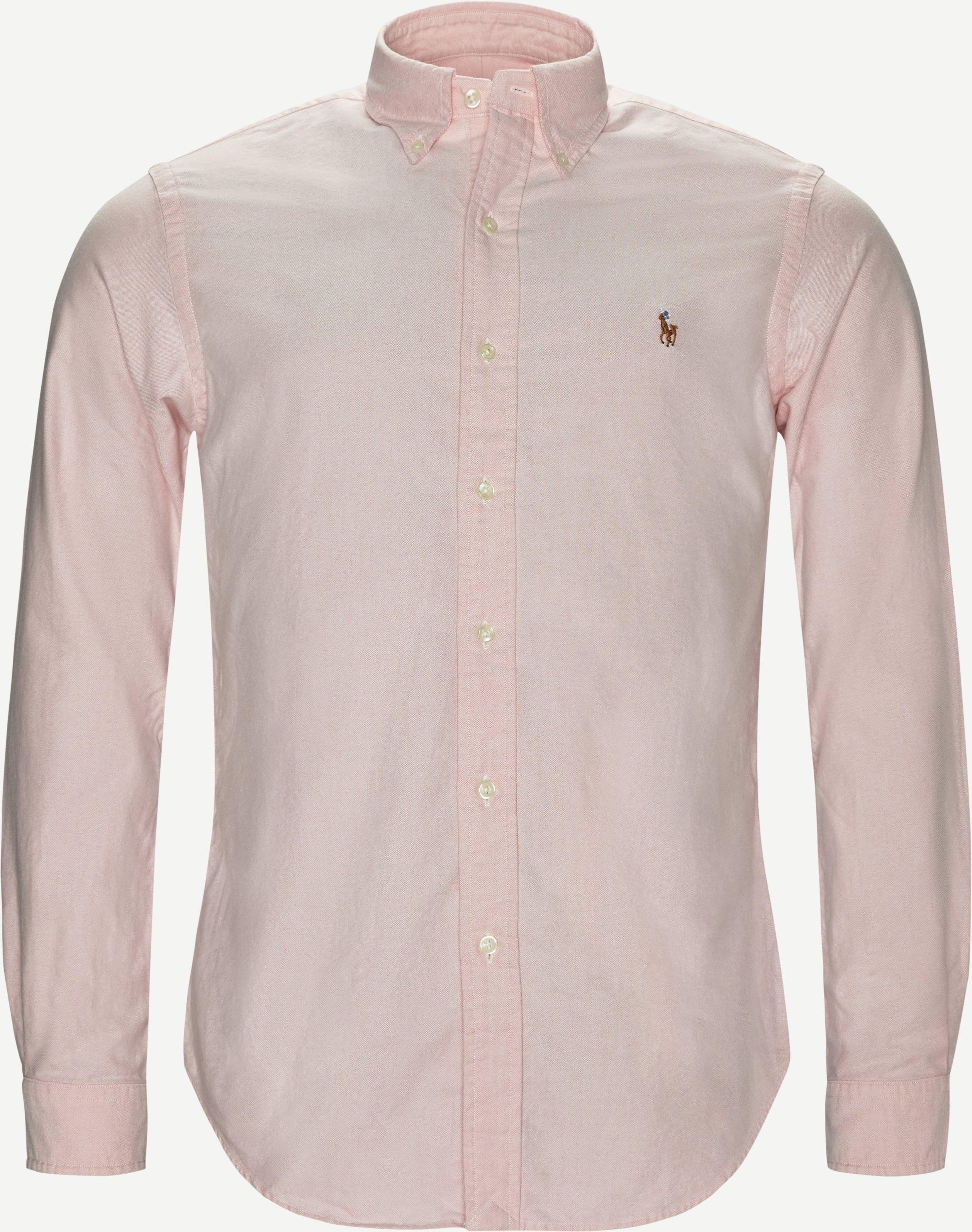 Shirts - Pink