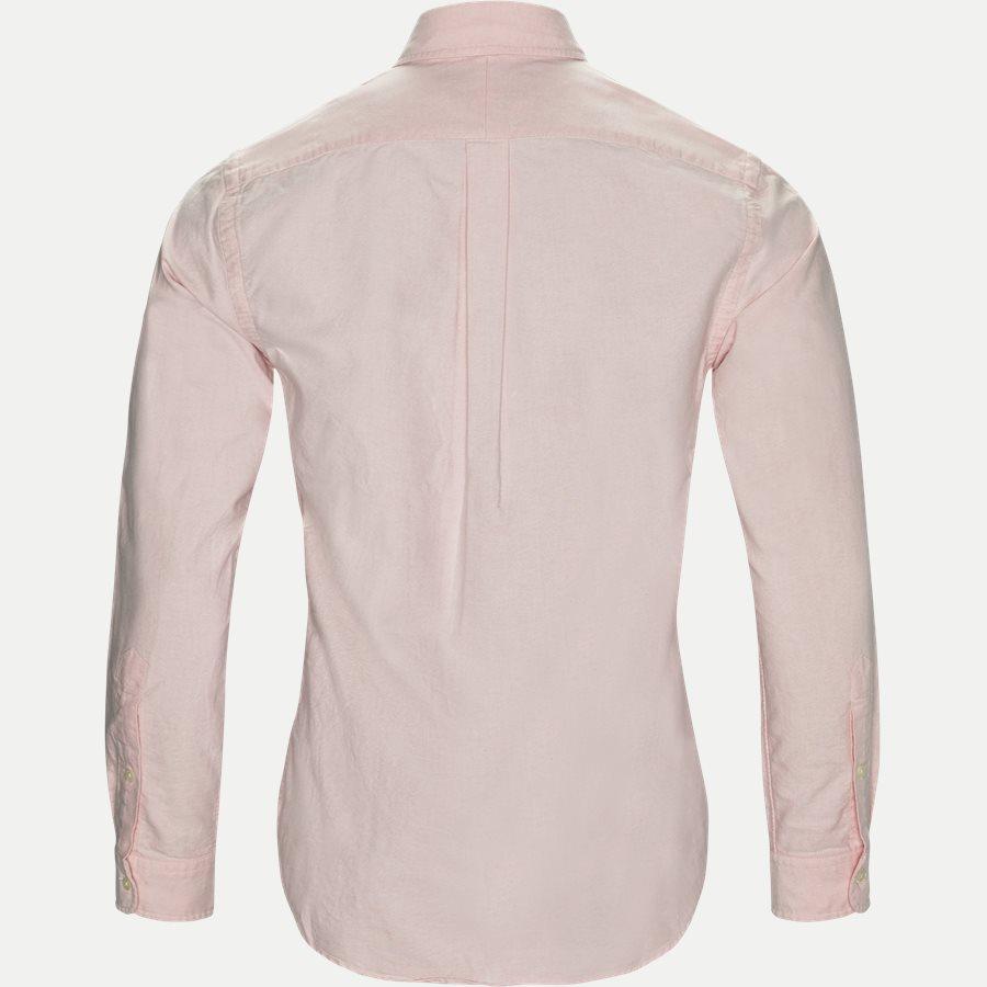 710549084/710548535 - Button-Down Oxford Skjorte - Skjorter - LYSERØD - 2