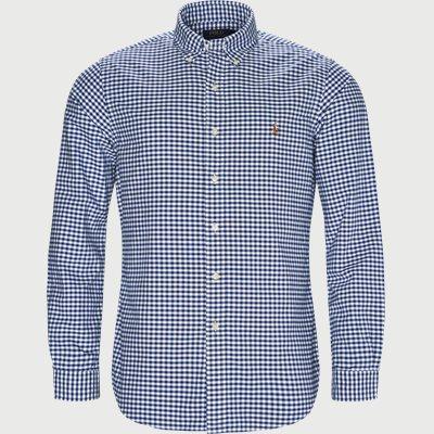 Button-down Oxford Skjorte Button-down Oxford Skjorte | Blå