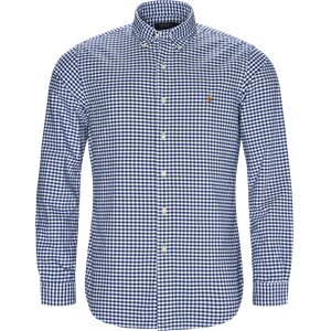 Button-down Oxford Skjorte Button-down Oxford Skjorte | Blå