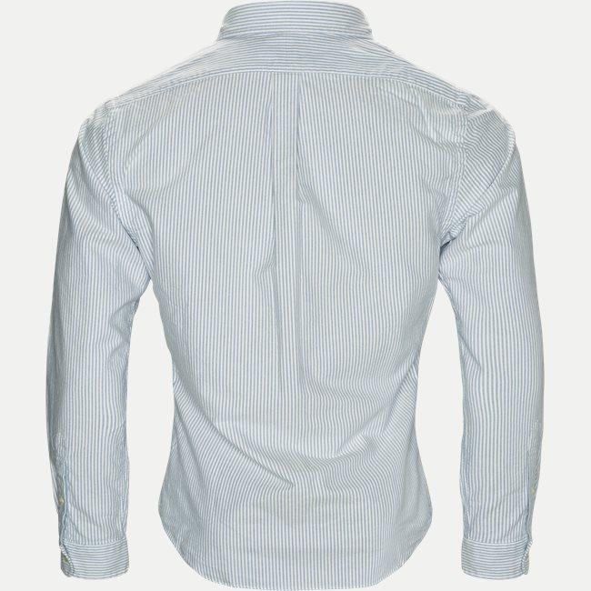 Button-down Oxford Skjorte
