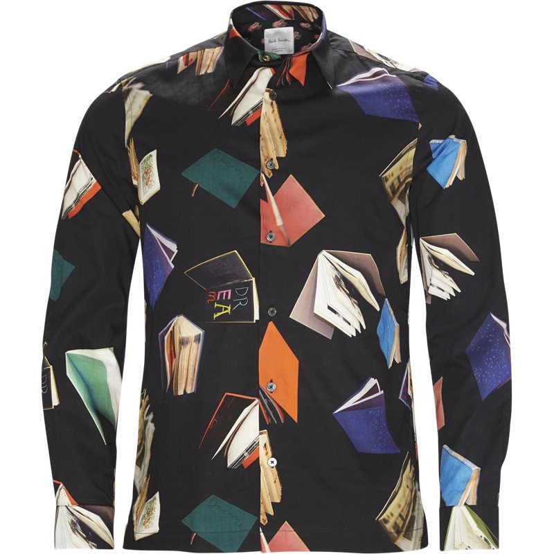 paul smith main Paul smith main 319s a00157 skjorter black fra axel.dk