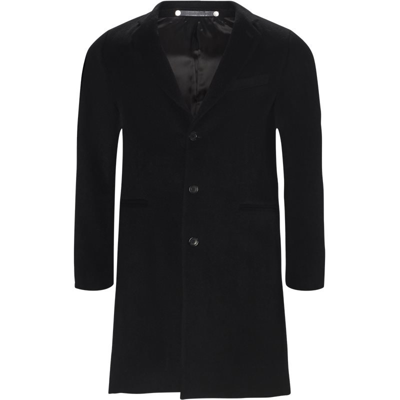 Ps by paul smith regular fit 116r a20154 jakker black fra ps by paul smith på axel.dk