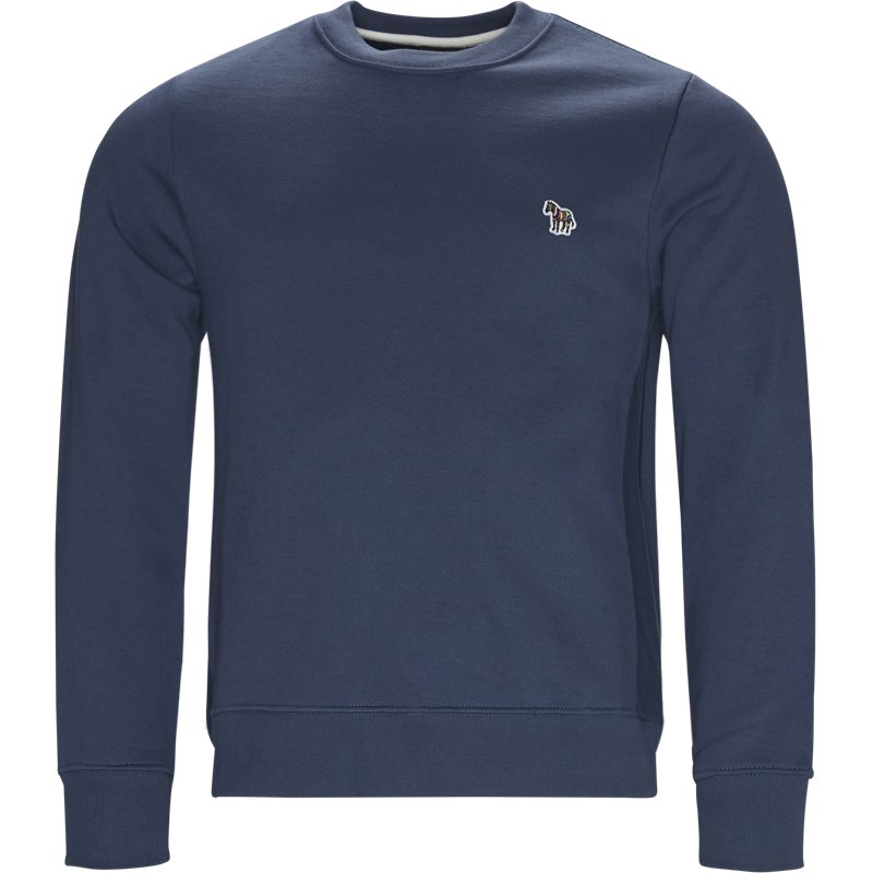 Billede af PS by Paul Smith Regular fit 27RZ A20075 Sweatshirts Mid.blue