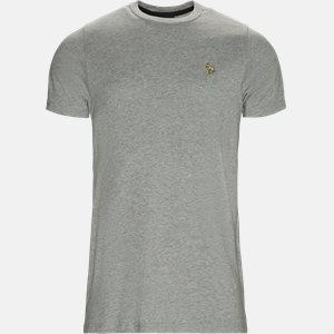 T-shirt Slim | T-shirt | Grå