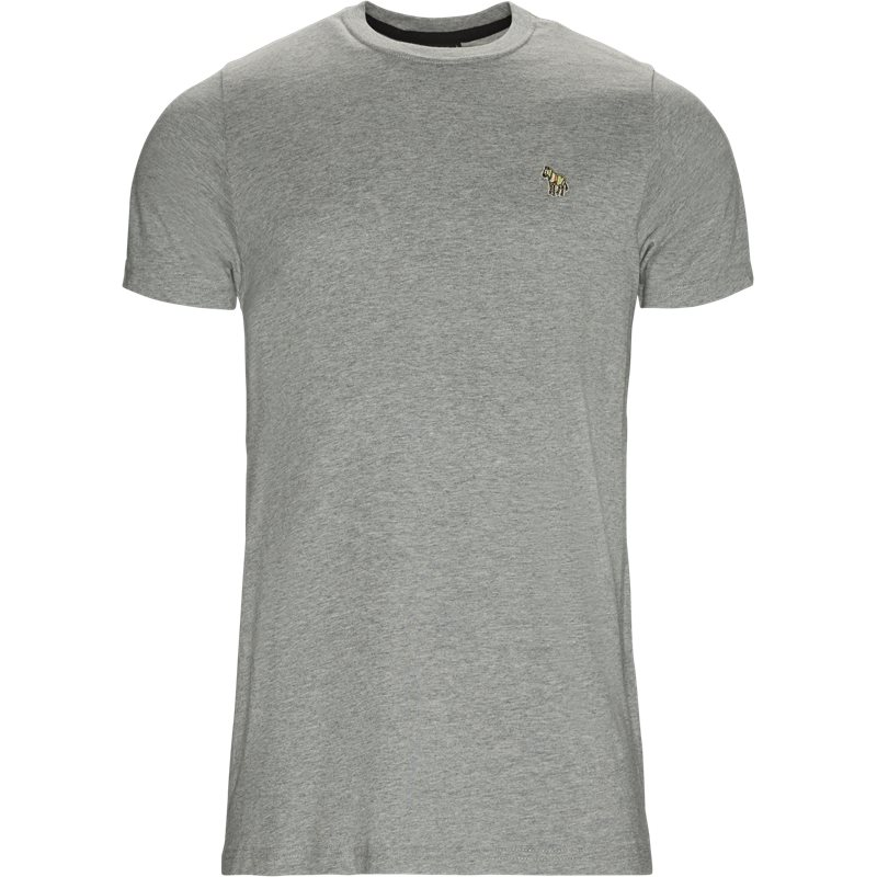 ps by paul smith Ps by paul smith t-shirt grey på axel.dk