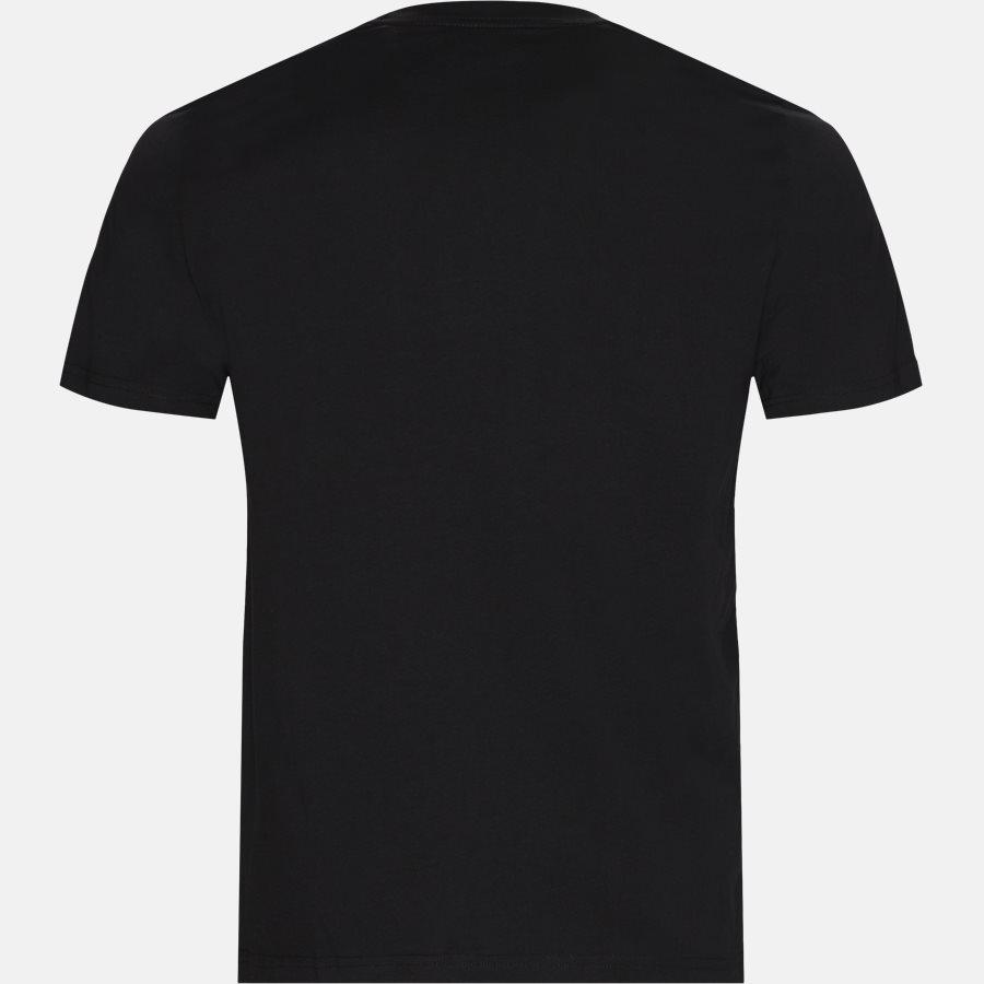 11R P0673 - T-shirt - T-shirts - Regular fit - BLACK - 2