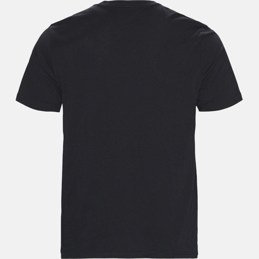 11R P0672 - T-shirt - T-shirts - Slim - NAVY - 2