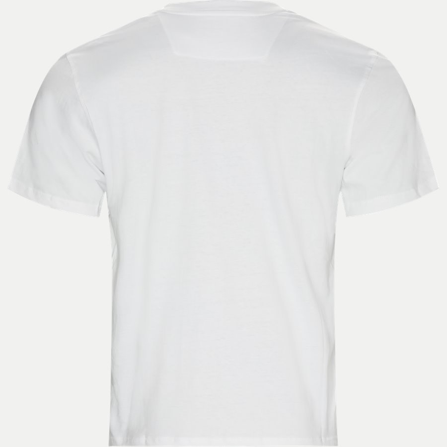 COOPER ENSFV - Cooper T-shirt - T-shirts - Regular - HVID - 2