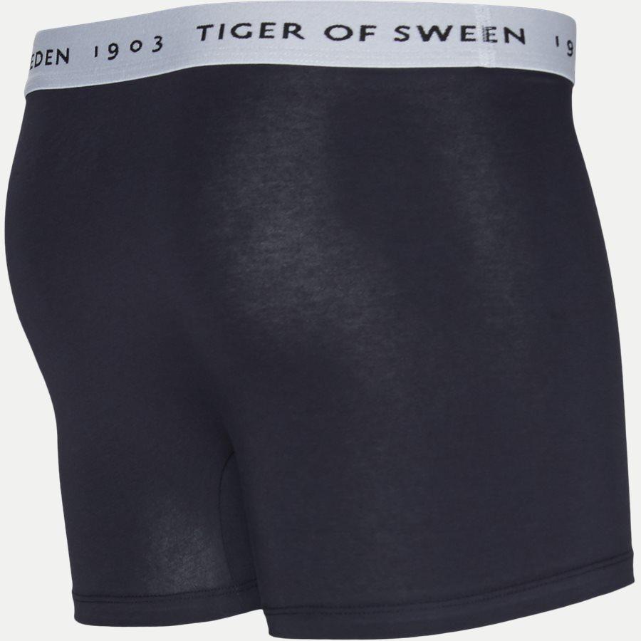 U62105 KNUTS - Knuts 3-pack Boxer Short - Undertøj - Regular - SORT/NAVY/GRÅ - 7
