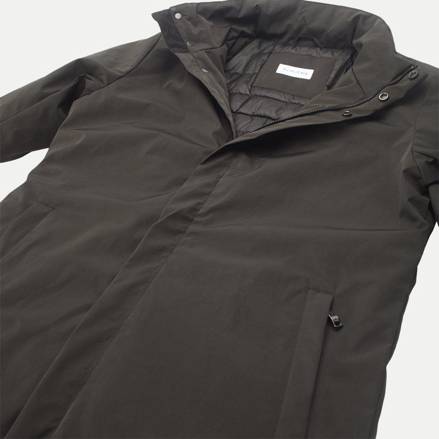 CAINE - Caine Vindjakke - Jakker - Regular - BLACK - 5