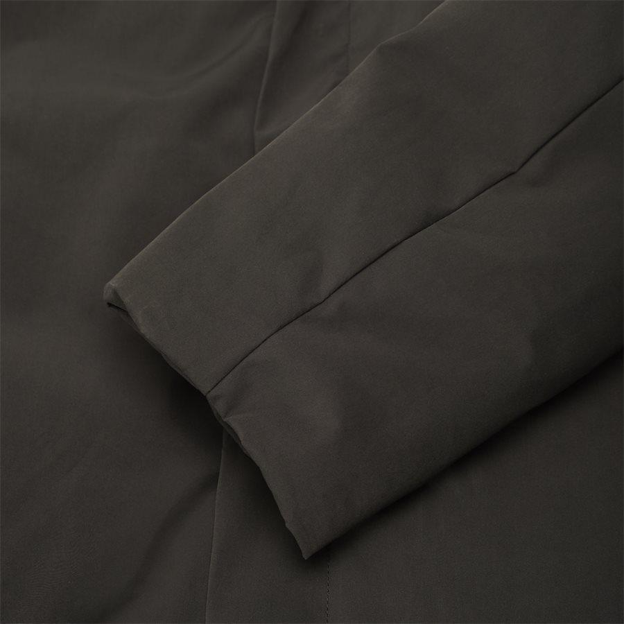 CAINE - Caine Vindjakke - Jakker - Regular - BLACK - 7