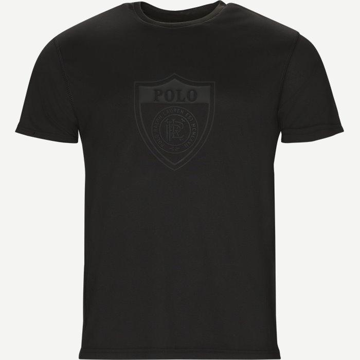 Performance Tee - T-shirts - Regular - Sort