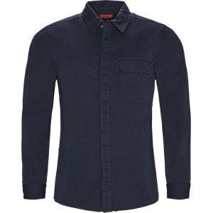 Etillo Denim Skjorte Regular | Etillo Denim Skjorte | Blå