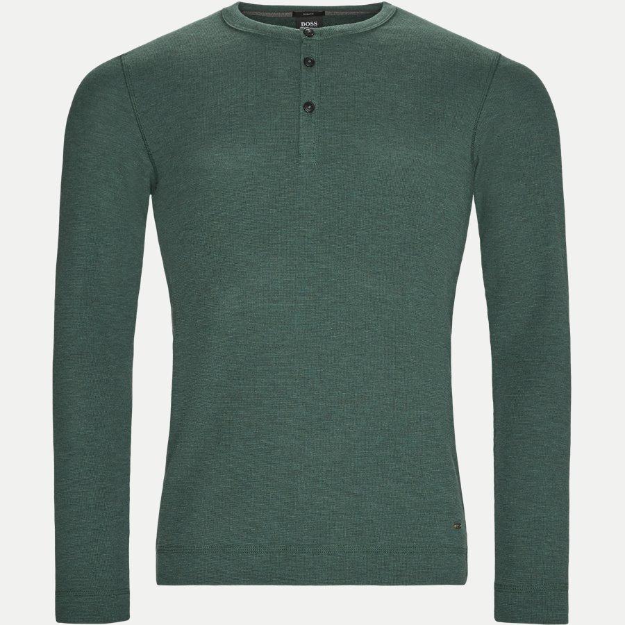 50378288 TRIX.. - Trix Langærmet T-shirt - T-shirts - Slim - GRØN - 1