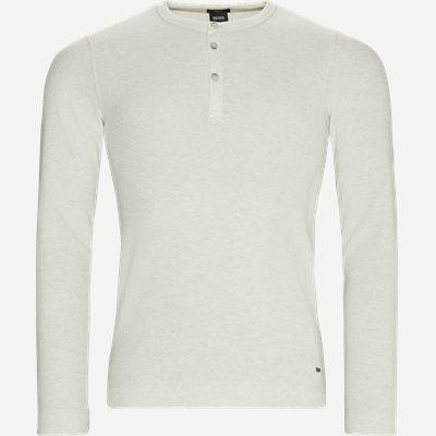 Trix Langærmet T-shirt Slim | Trix Langærmet T-shirt | Sand