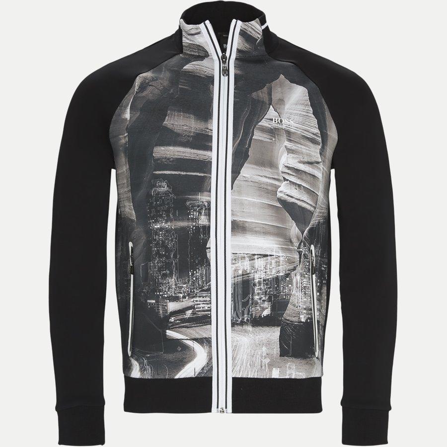 50388175 SICON - Sicon Sweatshirt - Sweatshirts - Regular - SORT - 1