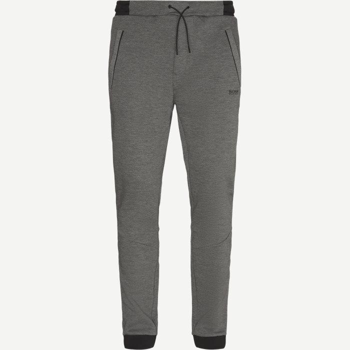 Helnio Sweatpants - Bukser - Slim - Grå