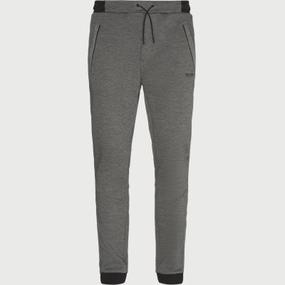Helnio Sweatpants Slim | Helnio Sweatpants | Grå